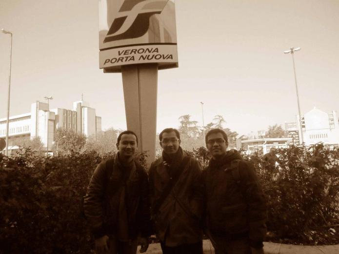 3 Jawara betawi di Verona